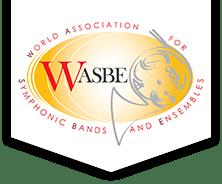 World Association for Symphonic Bands and Ensembles Logo