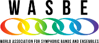 World Association for Symphonic Bands and Ensembles Logo